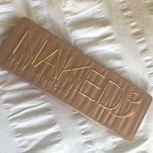 NEW Urban Decay Naked3 Palette
